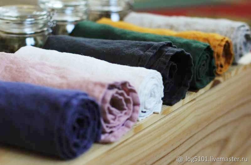 Tea linen towel - Kitchen hand towel, Towels, Moscow,  Фото №1