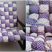 handmade. Livemaster - original item Bombon Cape on a chair. Handmade.