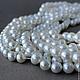 Жемчуг Майорка шар 11 мм белый Высокого качества очень круглые жемчужины для ваших украшений Цвет жемчуга перламутровый белый, с хорошим и красивым блеском