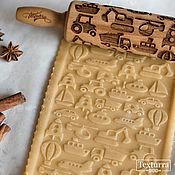 Посуда handmade. Livemaster - original item Small rolling pin with