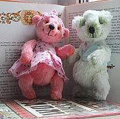 Куклы и игрушки handmade. Livemaster - original item Wad and johnny Teddy bears. Handmade.