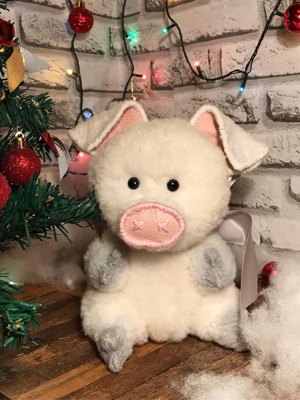 картинки новогоднее настроение к году свиньи