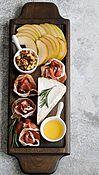 Для дома и интерьера handmade. Livemaster - original item Board for cheese and appetizers. Handmade.