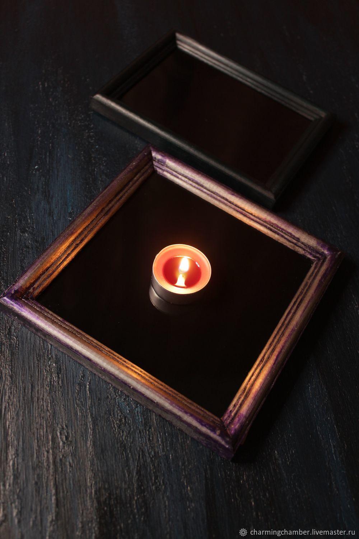 Магические зеркала Серебро и Изумруд, Ритуальная атрибутика, Новосибирск,  Фото №1
