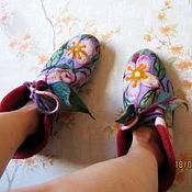 Обувь ручной работы handmade. Livemaster - original item chuni home. Handmade.