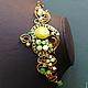 Bracelet Apple Secret Garden. Bead bracelet. color of magic. Online shopping on My Livemaster.  Фото №2