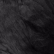 Материалы для творчества ручной работы. Ярмарка Мастеров - ручная работа Вискоза матовая. Черный. Германия. 10 гр.. Handmade.