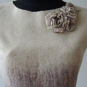 Одежда ручной работы. Ярмарка Мастеров - ручная работа платье-футляр. Handmade.