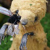 Куклы и игрушки ручной работы. Ярмарка Мастеров - ручная работа Ещё один из рода росянковых. Handmade.