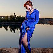 Одежда ручной работы. Ярмарка Мастеров - ручная работа Платье почти трансформер. Handmade.