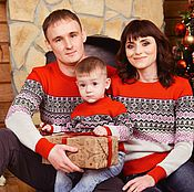Одежда ручной работы. Ярмарка Мастеров - ручная работа Family look. Handmade.