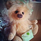 Куклы и игрушки ручной работы. Ярмарка Мастеров - ручная работа Мишка Дейзи. Handmade.