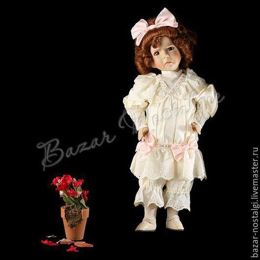 Винтажные куклы и игрушки. Ярмарка Мастеров - ручная работа. Купить КУКЛА Коллекционная Кукла Dianna Effner Knowles 1992 Новая. Handmade.