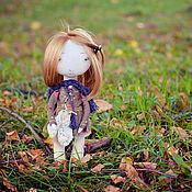 """Куклы и игрушки ручной работы. Ярмарка Мастеров - ручная работа Авторская кукла """"Мотылек"""". Handmade."""