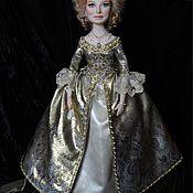 Куклы и игрушки ручной работы. Ярмарка Мастеров - ручная работа Анжелика. Кукла с портретным сходством.. Handmade.