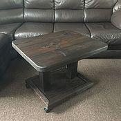 Для дома и интерьера handmade. Livemaster - original item TABLES: Coffee table. Handmade.