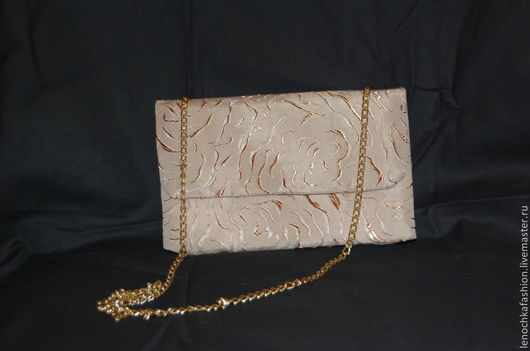 Женские сумки ручной работы. Ярмарка Мастеров - ручная работа. Купить бежевая маленькая сумочка, мини-сумочка. Handmade. Бежевый