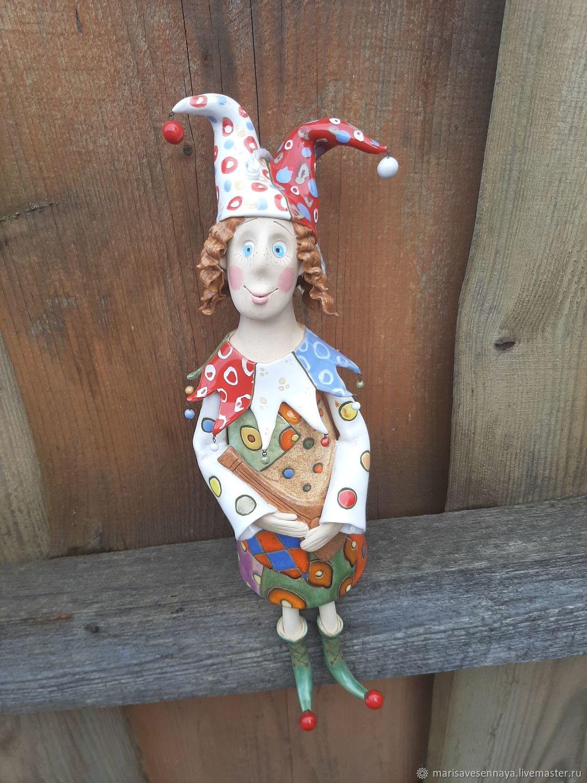 dolls buffoon, Folk Dolls, Smolensk,  Фото №1