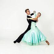 Одежда handmade. Livemaster - original item Ballroom dress  TENDER BERYL. Handmade.