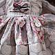 """Коллекционные куклы ручной работы. """"Шоколадная глазурь"""" - кукла, ручной работы.. SharmGallery.... Ярмарка Мастеров. Sharmgallery, тыквоголовка, шоколадная глазурь"""
