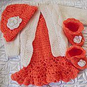 Одежда ручной работы. Ярмарка Мастеров - ручная работа Маленькая модница. Handmade.