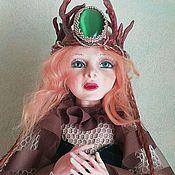 Куклы и игрушки handmade. Livemaster - original item Dryad. Handmade.