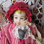 """Куклы и игрушки ручной работы. Ярмарка Мастеров - ручная работа Куколка """" Красная Шапочка """". Handmade."""