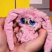 Куклы и игрушки ручной работы. Ярмарка Мастеров - ручная работа Друг котов-топтунов: ЗайЦ. Handmade.
