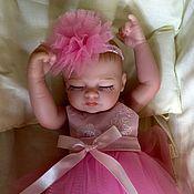 Куклы и игрушки ручной работы. Ярмарка Мастеров - ручная работа Маленькая спящая принцесса. Handmade.