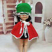 Куклы и игрушки ручной работы. Ярмарка Мастеров - ручная работа PDF Pattern Загадочная девушка. Handmade.