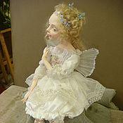 """Куклы и игрушки ручной работы. Ярмарка Мастеров - ручная работа Авторская кукла """"Бланш"""". Handmade."""