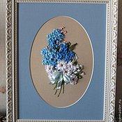 """Картины и панно ручной работы. Ярмарка Мастеров - ручная работа Картина """"Подарок"""". Handmade."""