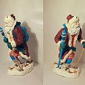 Дед Мороз и Снегурочка ручной работы. Ярмарка Мастеров - ручная работа Дед Мороз. Handmade.