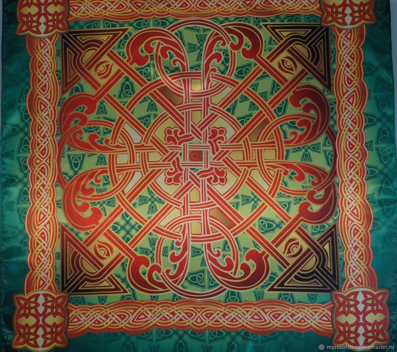 Handkerchief Celtic pattern, Ritual attributes, Moscow,  Фото №1