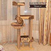 """Для домашних животных, ручной работы. Ярмарка Мастеров - ручная работа Игровой комплекс """" Мишель"""". Handmade."""