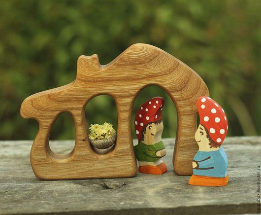 Развивающие игрушки ручной работы. Ярмарка Мастеров - ручная работа. Купить Равзвивающие игрушки (подарочный набор). Handmade. Развивающая игрушка