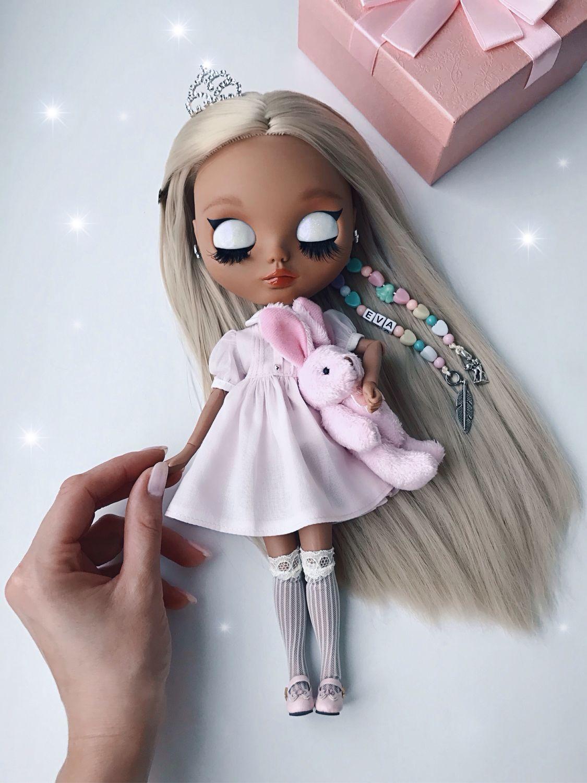 Коллекционные куклы ручной работы. Ярмарка Мастеров - ручная работа. Купить Кукла Блайз «Принцесса по имени Ева» ( кастом TBL). Handmade.