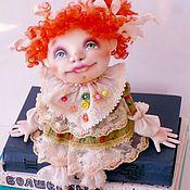 """Куклы и игрушки ручной работы. Ярмарка Мастеров - ручная работа Куколка """"Солнышко"""". Handmade."""