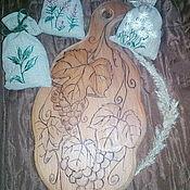 Подставки ручной работы. Ярмарка Мастеров - ручная работа Подставки: Аксессуары: выжигание по дереву. деревянный декор. Handmade.