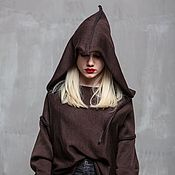 Одежда handmade. Livemaster - original item GGA_029 Blouson hooded