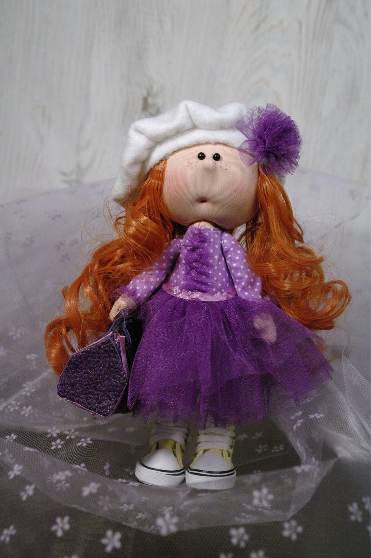 Рыжуха-путешественница, Куклы и пупсы, Москва,  Фото №1