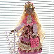Куклы и игрушки ручной работы. Ярмарка Мастеров - ручная работа Кукла в стиле БОХО. Handmade.
