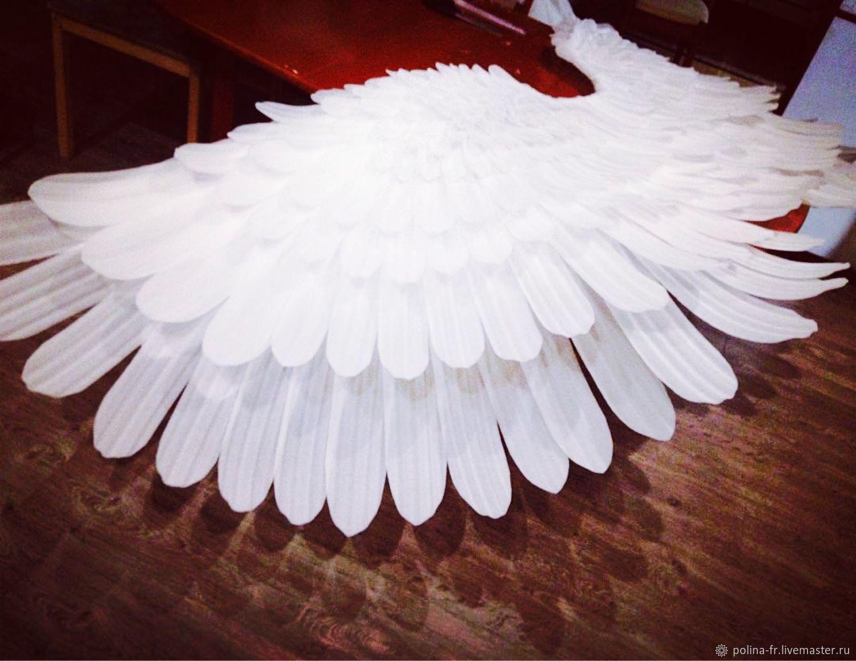 Крылья размах 3м, Атрибутика, Новосибирск, Фото №1