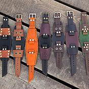 Украшения ручной работы. Ярмарка Мастеров - ручная работа Ремешки для часов, напульсники, браслеты. Handmade.