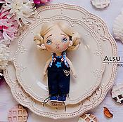 """Куклы и игрушки ручной работы. Ярмарка Мастеров - ручная работа Авторская кукла """"Ариэлла"""". Handmade."""