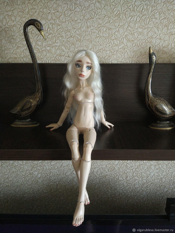 Шарнирная кукла Snow, Шарнирная кукла, Уфа,  Фото №1