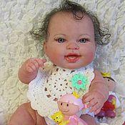 Куклы и игрушки ручной работы. Ярмарка Мастеров - ручная работа Кукла реборн Лолочка. Handmade.