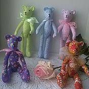 Куклы и игрушки handmade. Livemaster - original item bear tilde. Handmade.