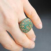 Украшения handmade. Livemaster - original item Rings for example. Handmade.