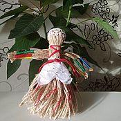 Народная кукла ручной работы. Ярмарка Мастеров - ручная работа Народная кукла: Многоручка. Handmade.